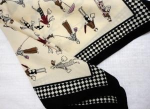 Handkerchief scarf