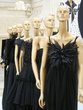 Valentino black dresses