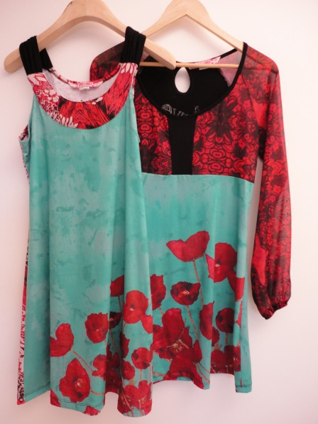 Poppy dresses by Smash.
