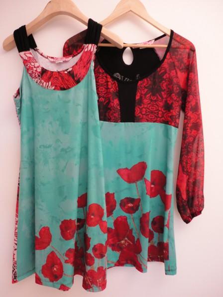 Poppy dresses by Smash.