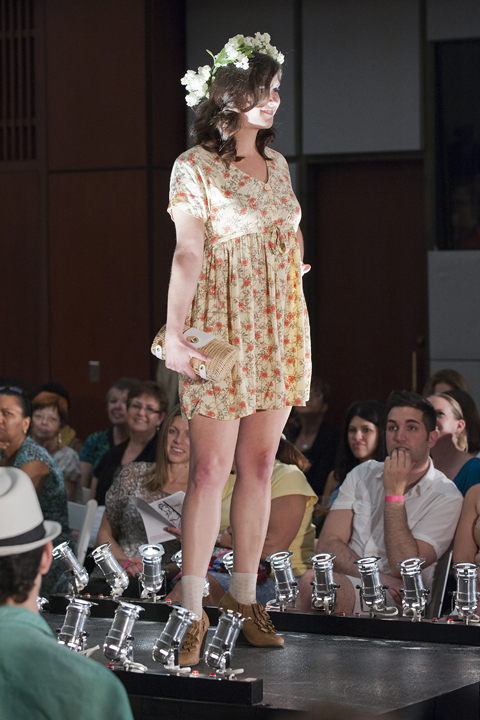 Good Style Fashion Show You Should Have Been There Abby Elle Upstairs Fashion