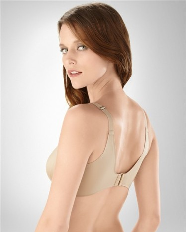 Vanishing back unlined bra from Soma