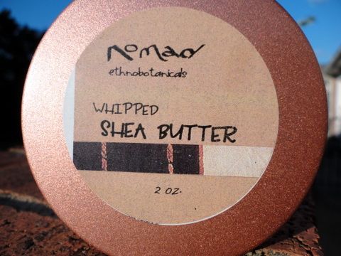 Nomad Whipped Shea Butter