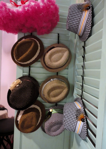 Hats for little men from Sunshine Couture