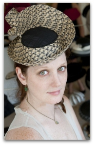 Hat from Studio St. Marie