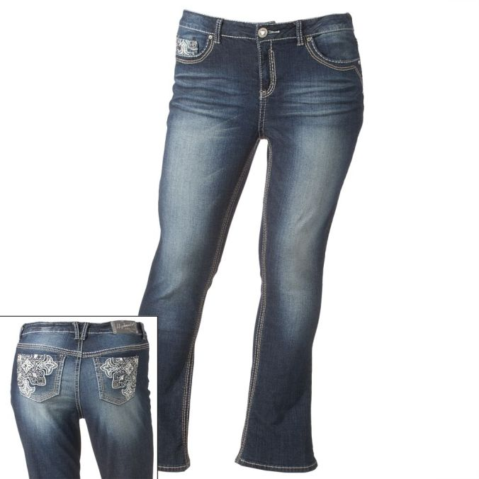 Hydraulic jeans for juniors at Kohl's