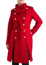 Jeune Philly Coat from ModCloth