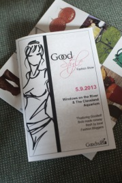Good Style Fashion Show | May 9, 2013