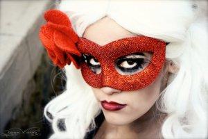 Venetian mask from ArtisanMaskers