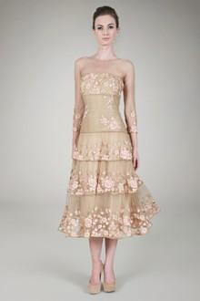 Evening dress by Tadashi Shoji