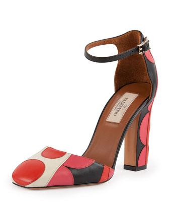 Polka dot shoes by Valentino