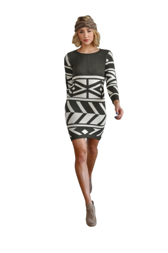 Elroy Apparel Raulston sweater dress