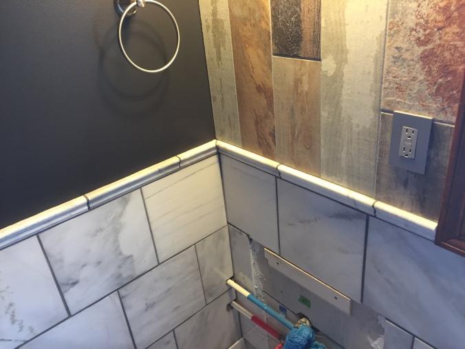 Sink corner
