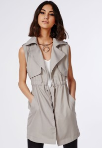 trench coat from misguided