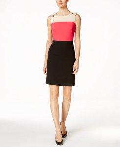 color-block-dress-macys