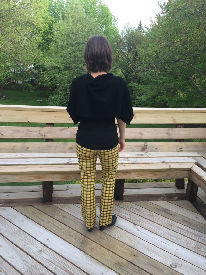 Abby & Elle Upstairs Fashion & Design plaid pants