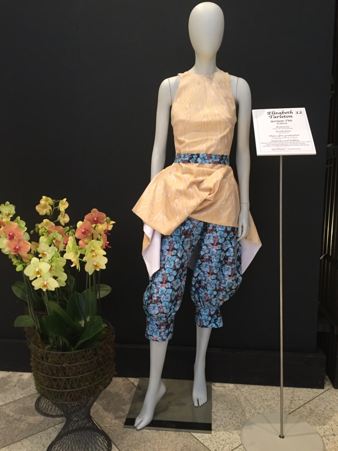Abby & Elle Upstairs Fashion & Design: Elizabeth Tarleton, Zahra