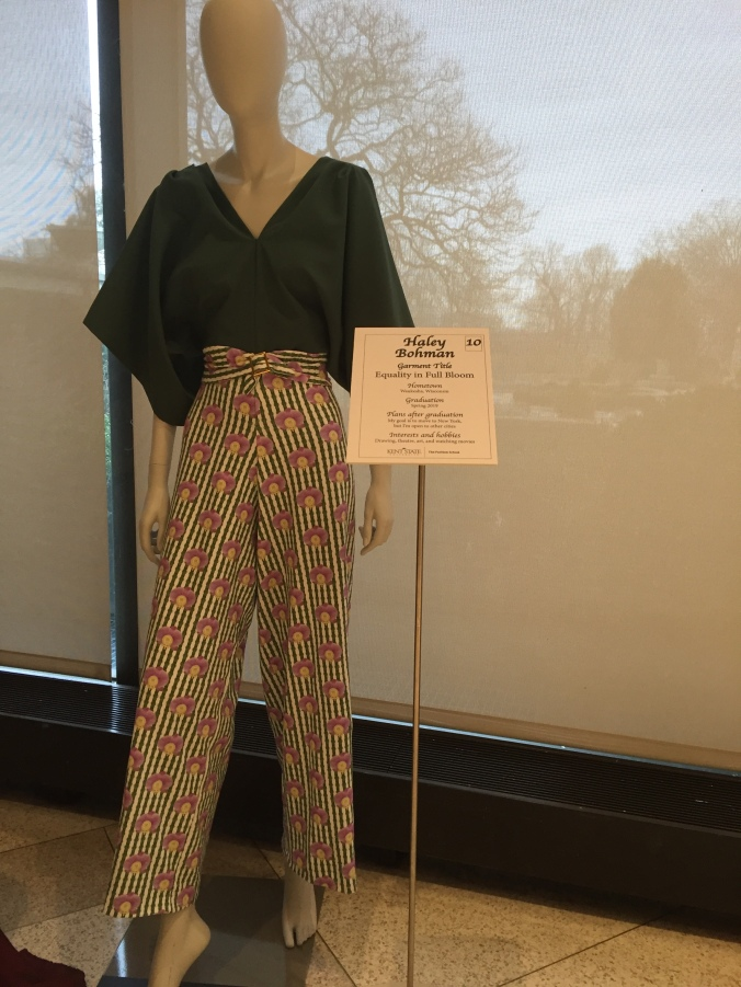 Abby & Elle Upstairs Fashion & Design: Haley Bohman, Equality in Full Bloom