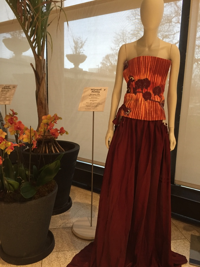 Abby & Elle Upstairs Fashion & Design: Alannah Notley, Human Nature