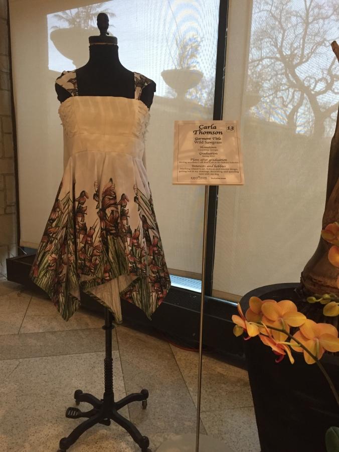 Abby & Elle Upstairs Fashion & Design: Carla Thomson, Wild Sawgrass